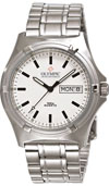 Olympic Mens Work Watch White Dial (NEW)